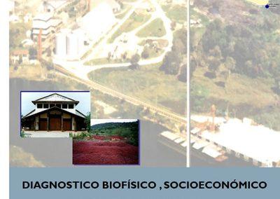 Diagnóstico Biofísico, Socioeconómico y Cultural Municipal – Puerto Quijarro