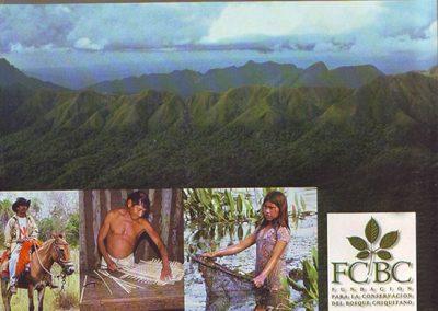 Plan de Conservación y Desarrollo Sostenible para el Bosque Seco Chiquitano, Cerrado y Pantanal Boliviano (Completo)