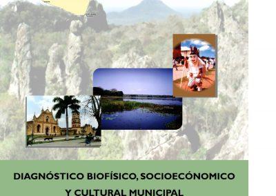 Diagnóstico Biofísico, Socioeconómico y Cultural Municipal – San José de Chiquitos
