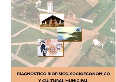 Diagnóstico Biofísico, Socioeconómico y Cultural Municipal – San Miguel de Velasco