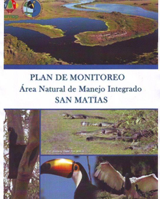 Plan de Monitoreo ANMI San Matías