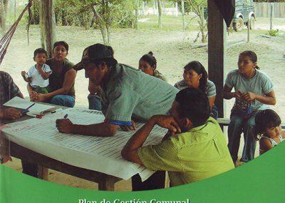 Plan de Gestión Comunal – comunidad indígena chiquitana Cruz del Sur – Villa Cruz – San Miguel de Velasco (2010-2014)