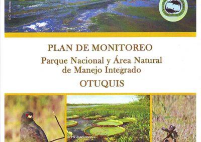Plan de Monitoreo Parque Nacional y ANMI Otuquis