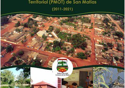 Plan Municipal de Ordenamiento Territorial San Matias 2011-2021