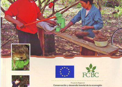 Memoria Anual 2008-2009 «Conservación y desarrollo forestal ecorregión del Bosque Seco Chiquitano (Bolivia-Paraguay)»