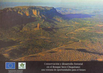 Memoria final «Conservación y desarrollo forestal de la ecorregión del Bosque Seco Chiquitano (Bolivia-Paraguay)»