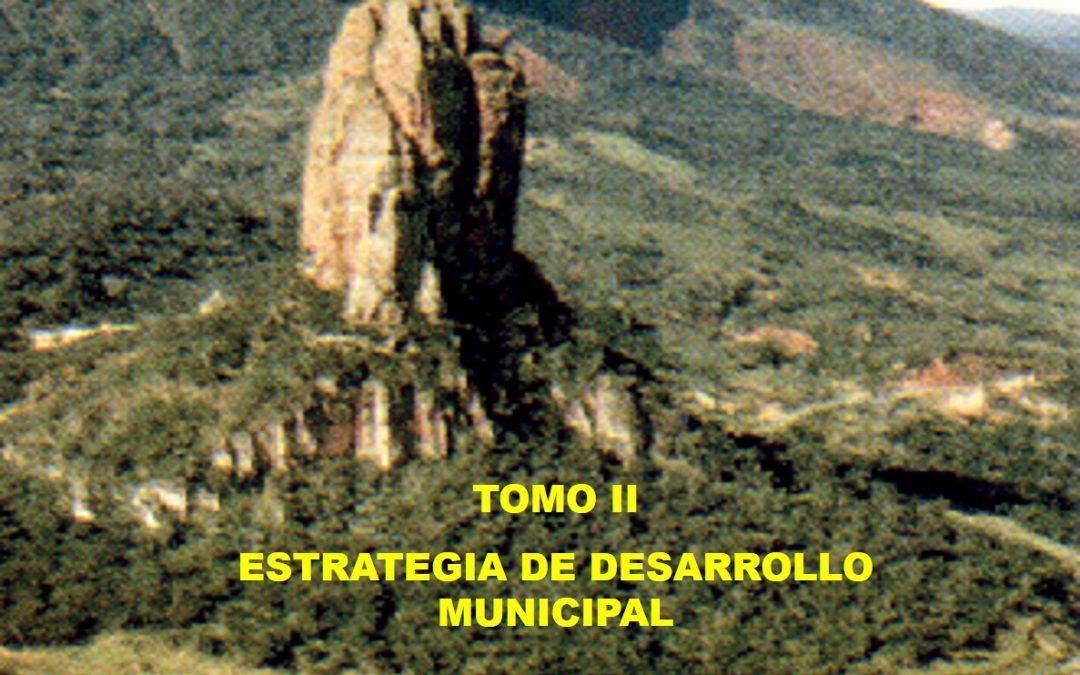 Plan de Desarrollo Municipal de Roboré 2001 – 2005 – Tomo II Estrategia