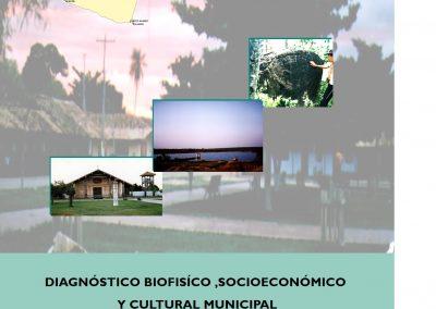Diagnóstico Biofísico, Socioeconómico y Cultural Municipal – San Rafael de Velasco