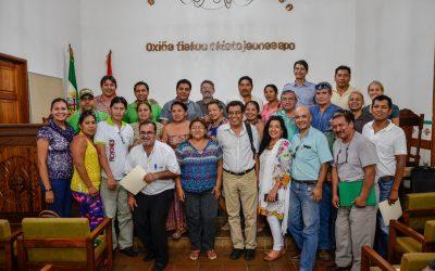 29 sectores participan en asamblea del Bosque Modelo Chiquitano