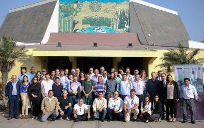BMCH participa de la reunión Anual del Directorio de la Red Iberoamericana de Bosques Modelo (RIABM)