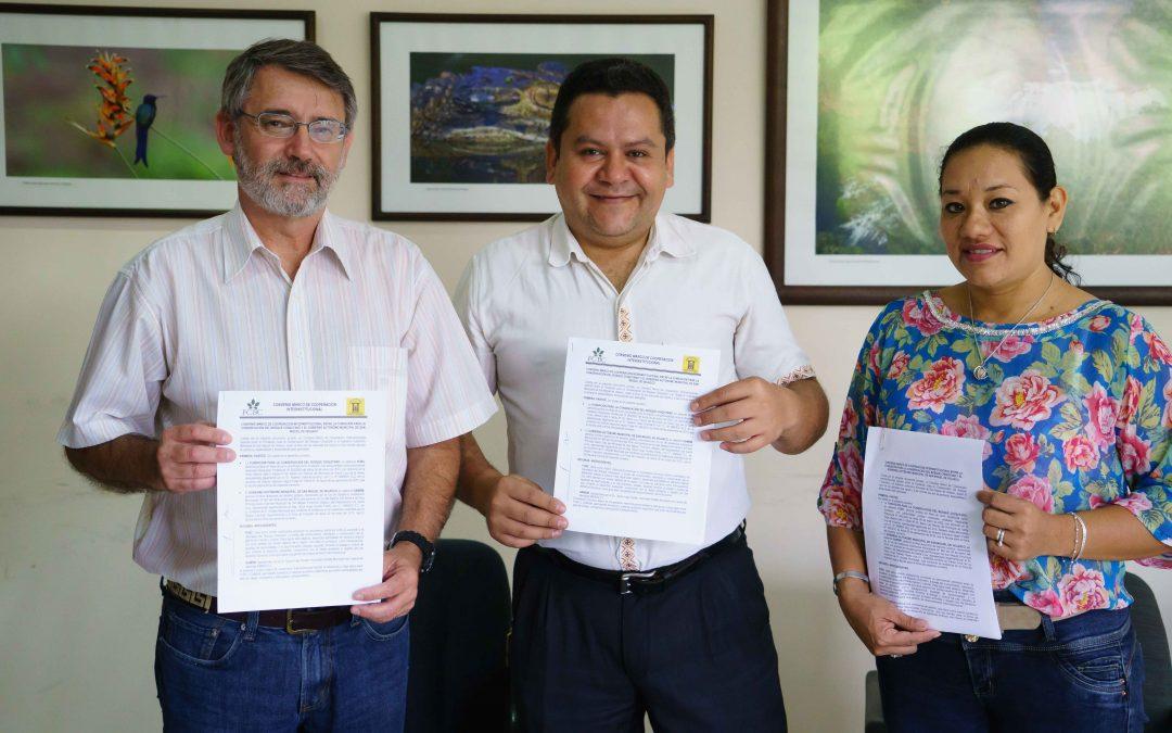 El Gobierno Autónomo Municipal de San Miguel de Velasco y FCBC formalizan sus esfuerzos conjuntos
