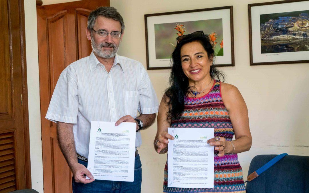 FCBC y SAVIA formalizaron alianza en pro de las Áreas Protegidas del departamento de Santa Cruz