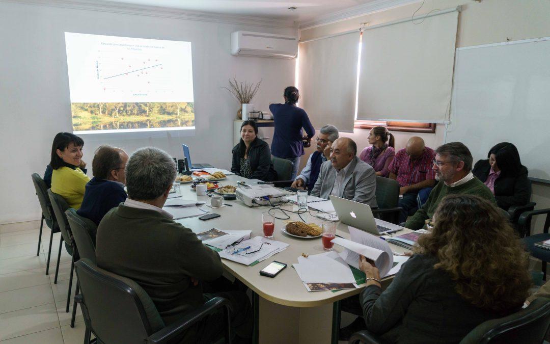 Primera reunión anual de Junta de Fundadores y del Directorio de la FCBC