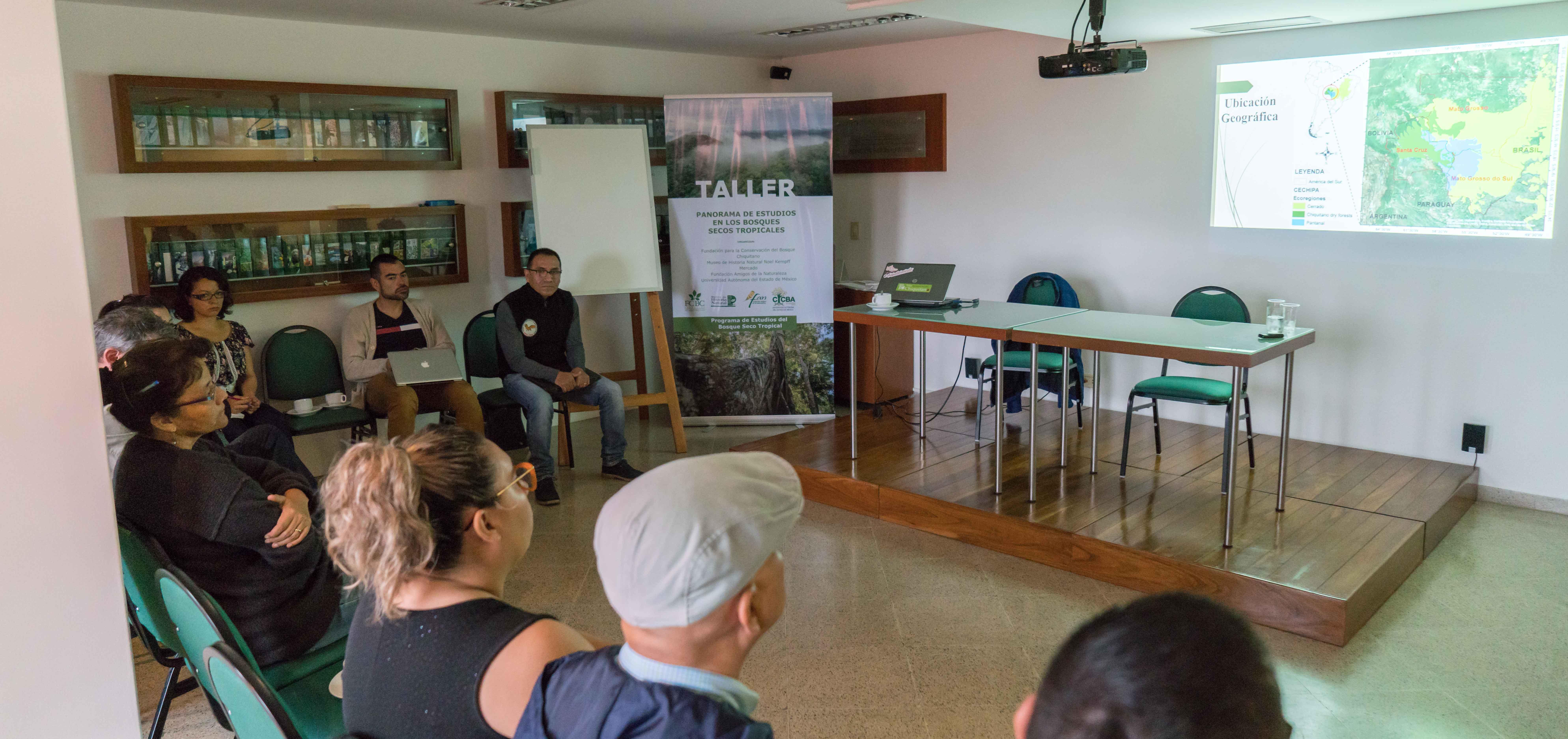 """""""Desempolvando"""" la discusión sobre  Bosques Secos Tropicales"""