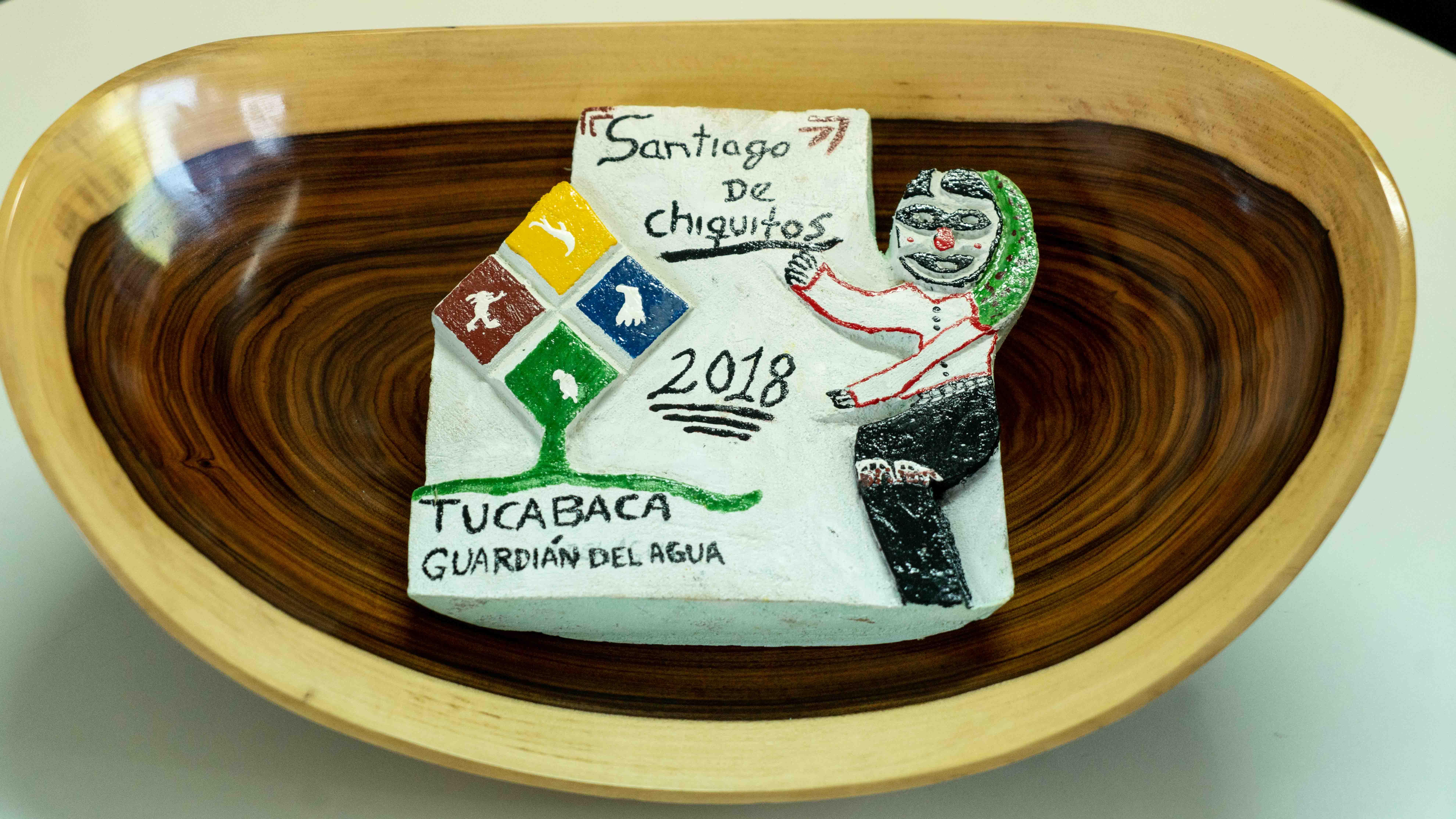 ¡Felicitamos y agradecemos a Santiago de Chiquitos!