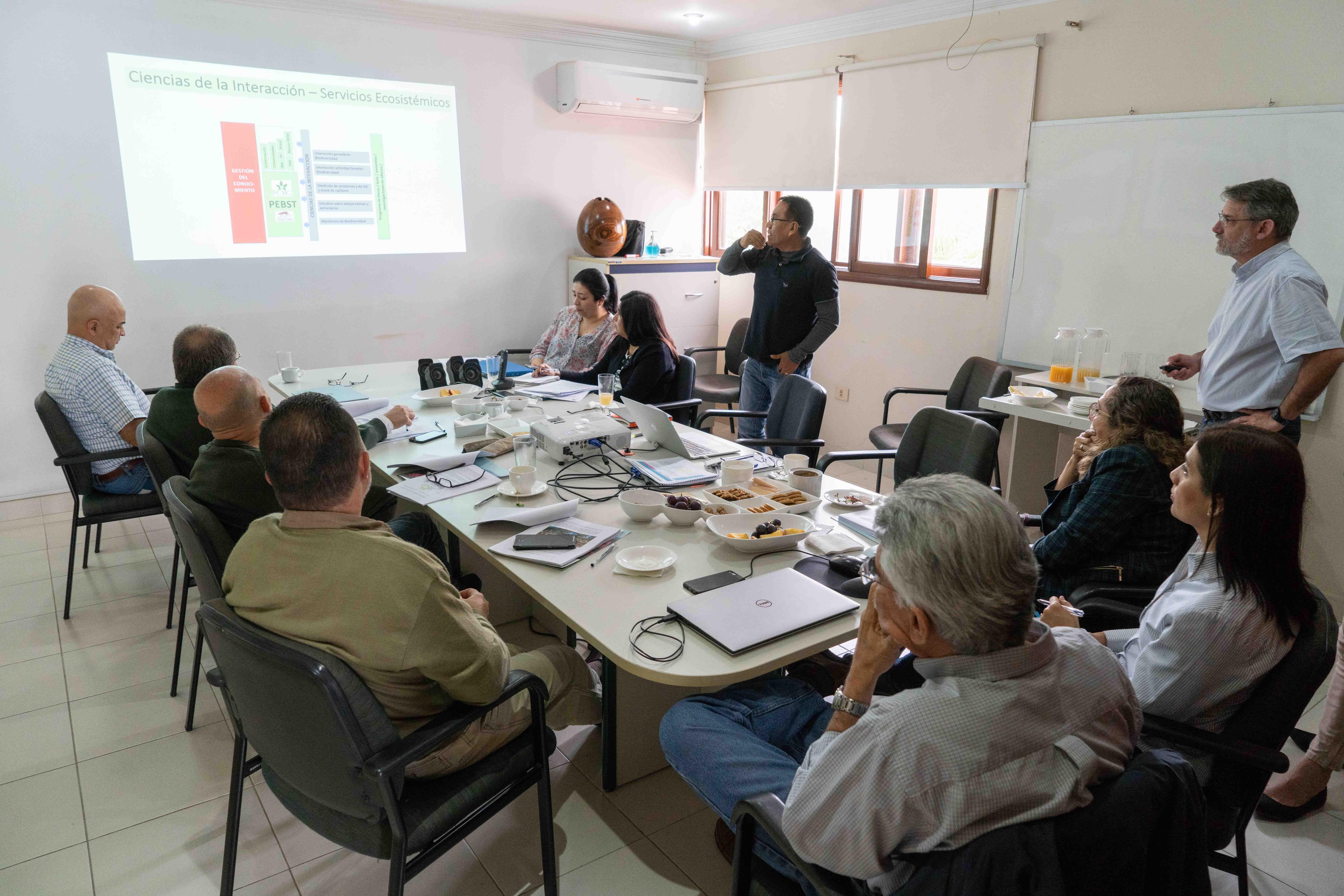FCBC llevó a cabo reunión de Gobernanza