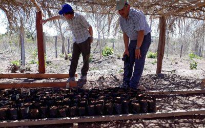 PNUD evalúa avances de proyecto en comunidades vecinas al ANMI San Matías