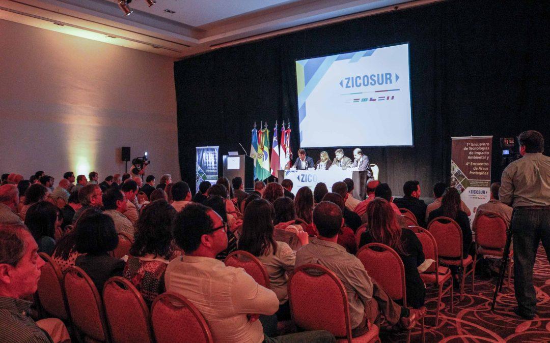FCBC y ECCOS presentes en el 1° Encuentro de Tecnologías de Impacto Ambiental y 4° Encuentro de Áreas Protegidas
