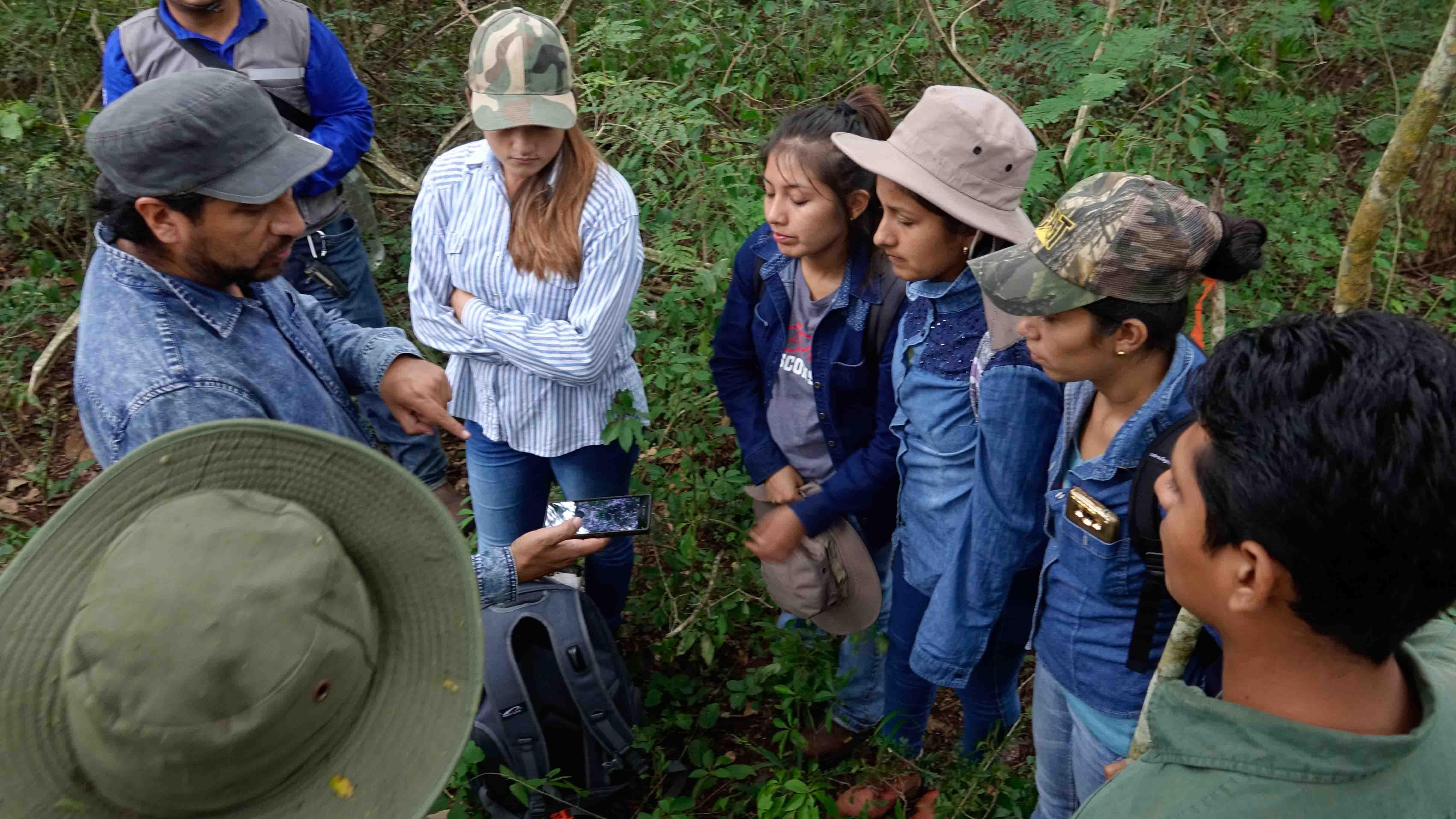 Articulando acciones por el conocimiento de los Bosques Secos Tropicales