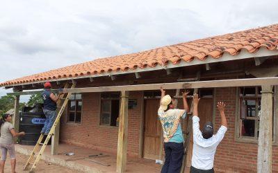 La FCBC fue seleccionada para la implementación de 2 proyectos en San Rafael y San Ignacio de Velasco