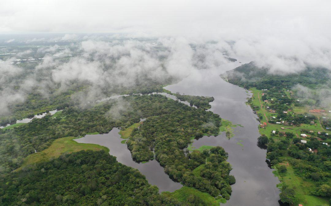 Bajo Paraguá, una región que busca mantenerse con vida