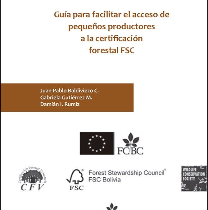 Guía para la certificación forestal