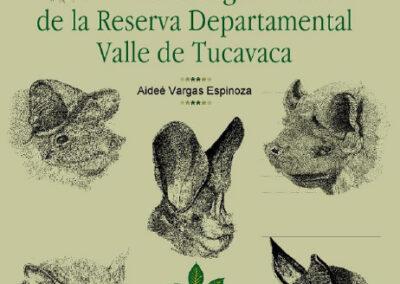 Murciélagos de la Reserva Departamental Valle de Tucabaca