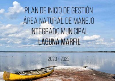Plan de Inicio de Gestión del Área Protegida Municipal Laguna Marfil