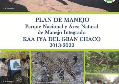 Plan de Manejo del PN yANMI Kaa Iya del Gran Chaco