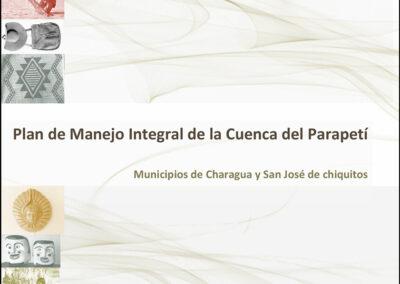 Plan de Manejo Integral de la Cuenca del Parapetí