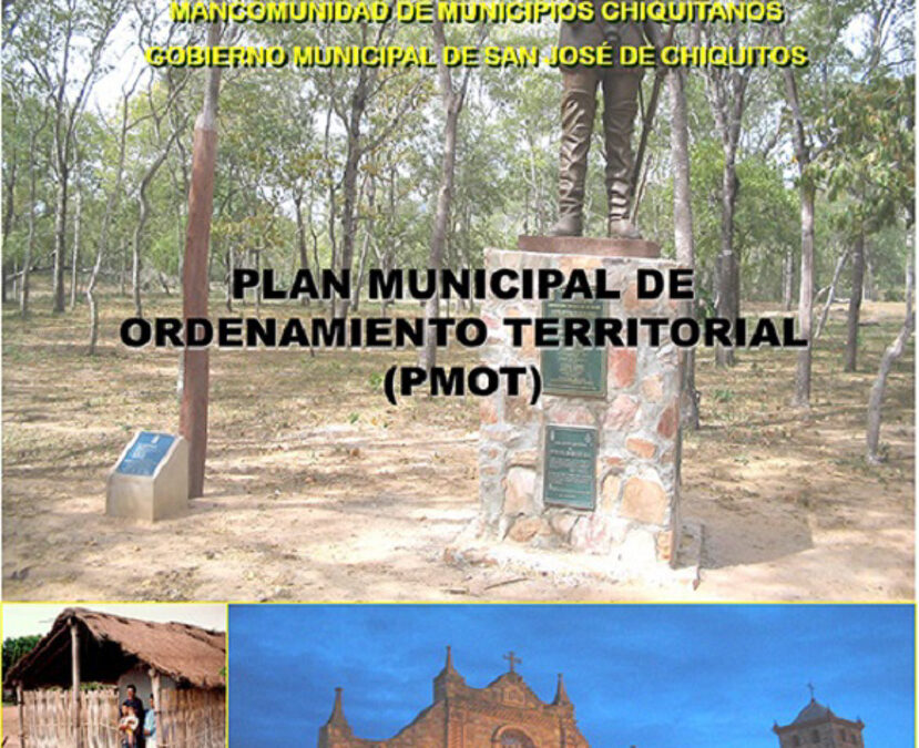 Plan Municipal de Ordenamiento Territorial de San José