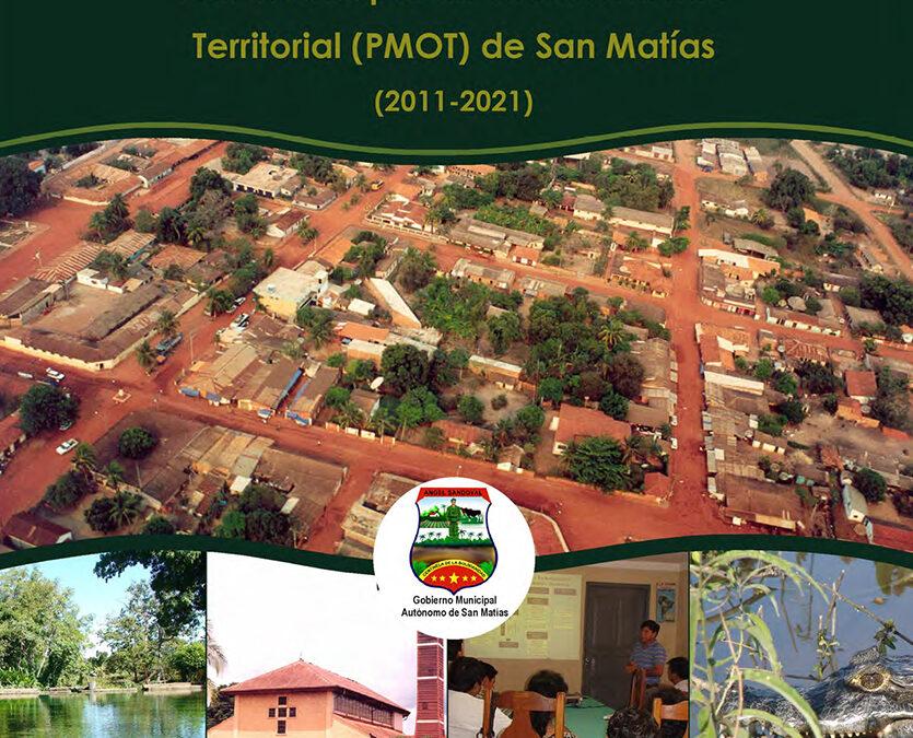 Plan de Ordenamiento Territorial del Municipio de San Matías