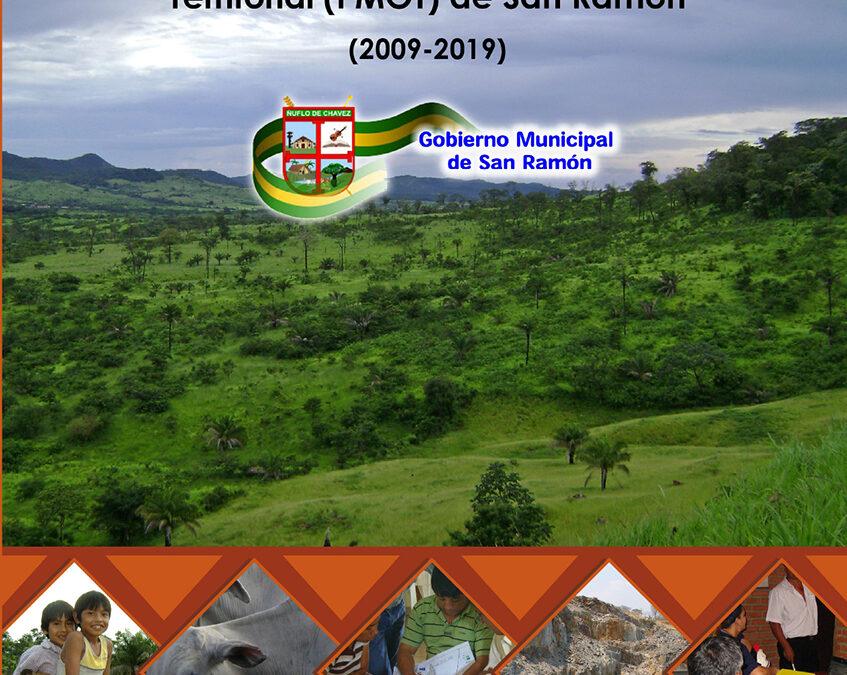 Plan de Ordenamiento Territorial del Municipio de San Ramón