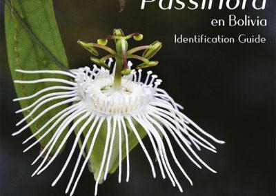 Guía de la identificación del Género Passiflora