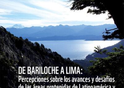 Percepciones sobre los avances y desafíos de las áreas protegidas de Latinoamérica y el Caribe